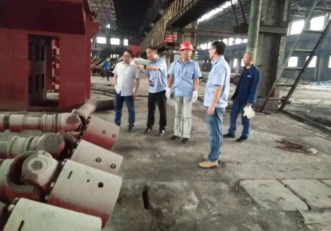 助推非钢发展 西钢红光物流积极筹备新的网笼加工生产线