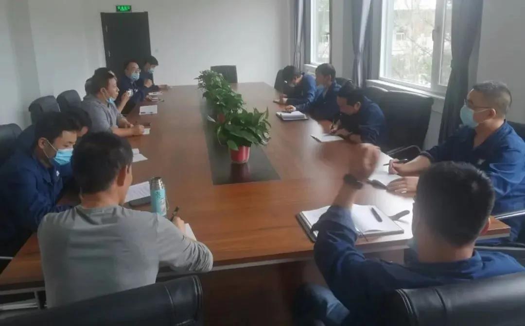 禹宏置业公司到足球天天直播间公司规划发展部对标学习