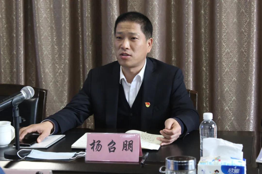 杨召朋调研指导西钢红光公司2021年工作