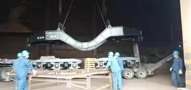 陈辉深入华冶公司检查指导工作